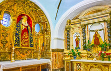 The Small Chapel Of San Juan D...
