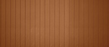 Brown Wooden Panels Pattern Or Plywood Vertical Fence Textured For Material Backdrop And Background