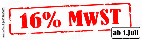 Cuadros en Lienzo CORONAVIRUS - 16% MwST ab 1