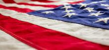 USA Flag, US Of America Sign S...