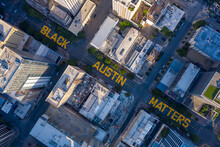 "The Words ""Black Austin Matter..."