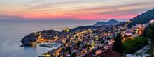 Sightseeing Of Croatia. Beauti...