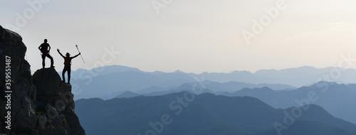 Fotografiet Summit Success