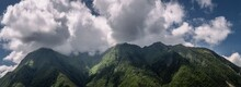 Clouds Over The Pyrenees Mount...
