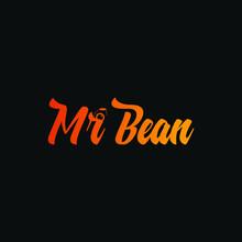 Mr Bean Logo Design