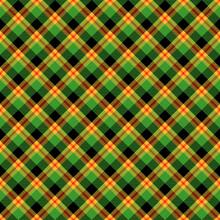 Kwanzaa Seamless Pattern - Colorful Repeating Pattern Design For Kwanzaa