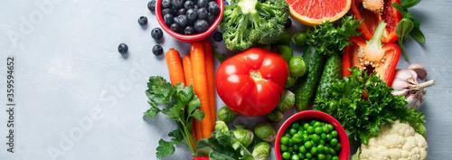 Fototapeta Fresh vegetables obraz