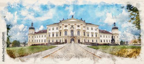 Valokuvatapetti OLOMOUC, CZECH REPUBLIC
