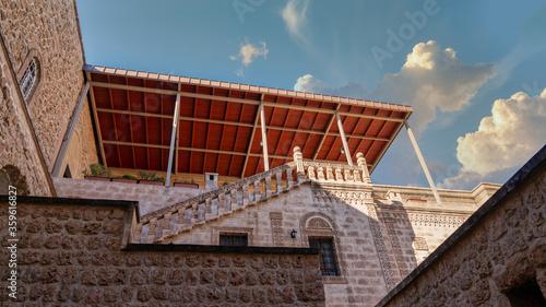 Photo Mor Gabriel Deyrulumur Monastry is the oldest surviving Syriac Orthodox monaster