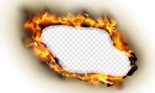 Burned Paper Affect Burning Re...