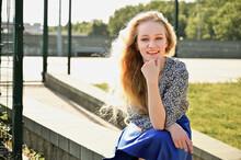 Photo Of A Caucasian Blonde In...