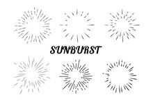 Vintage Sunburst Collection Ex...