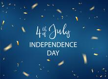 Independence Day Blue Backgrou...