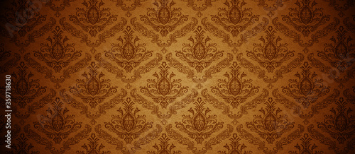 baroque wallpaper background Fototapete