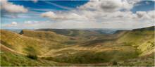 Pen Y Fan Mountain In Wales