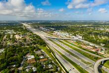 Interstate I95 In Fort Lauderd...