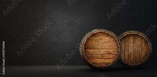 barrel Fototapet