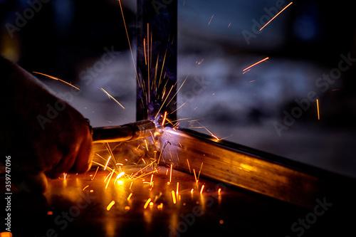 Papel de parede metal industries manufacture