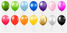 Colorful Balloons Collection I...