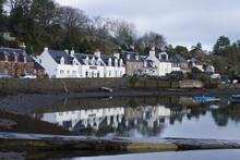 Fishing Village Plockton Scotland