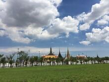Wat Phra Kaew In Thailand, Tak...