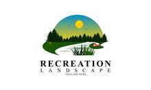 Parks And Recreation Landscape...