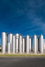 Milk Drying Towers Of Large Da...
