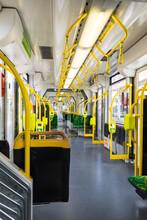 Interior Of Tram