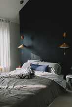 Bedroom With Window Light