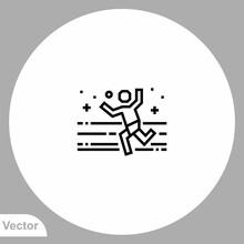 Picigin Vector Icon Sign Symbol