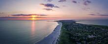 Luftaufnahme Der Nordseeküste...