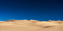 Imperial Sand Dunes In California Usa