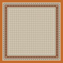 Elegant Scarf Pattern With Eth...