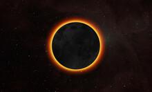 "Ringed Solar Eclipse ""Elements..."