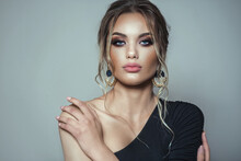 Beauty Shooting With Brunete M...