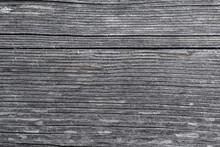 Dark, Antique Old Wooden Textu...