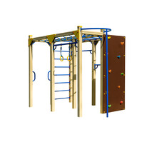 Climbimg Frame For Playground