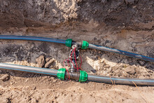 Water Pipes (tubes) And Contro...