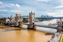 Views Towards Tower Bridge And...