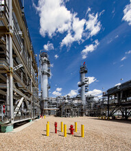 Natural Gas Plant Structures A...