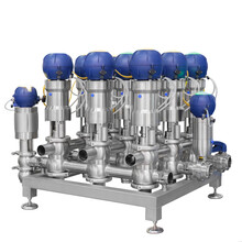 Valves Clusters Control Units For Production Of Dairy And Pharmaceuticals Products