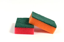Two Sponges For Washing