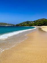 Sandy Beach On The Island Of B...