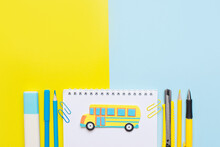 Colorful Stationary School Sup...