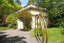 BATH, UNITED KINGDOM - May 04, 2020: Botanical Gardens And Royal Victoria Park, Bath, United Kingdom