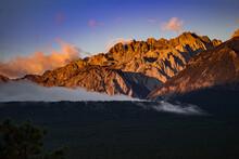 Jade Dragon Snow Mountain Area...