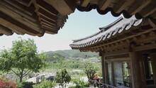 Korean Tradition Building