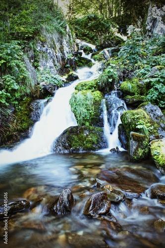 Fototapeta la cascade