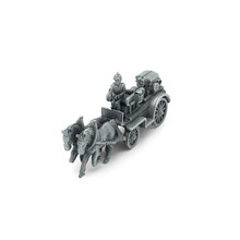 Children's Toy Fire Carriage W...