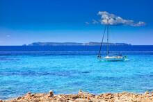 Isla De Cabrera En Mallorca